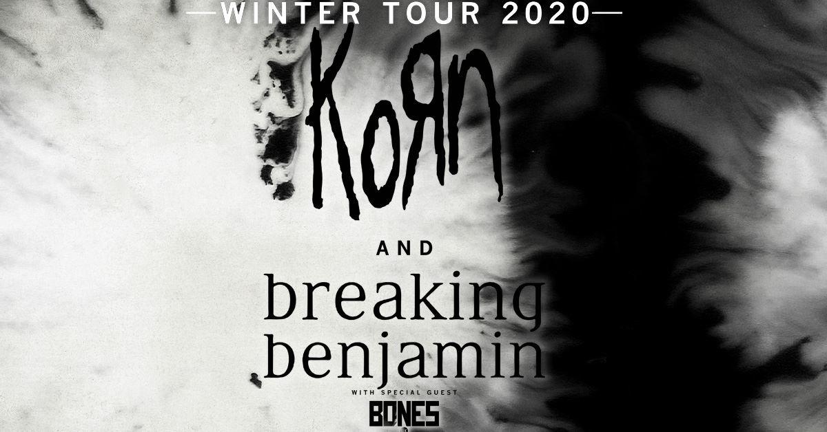 Breaking Benjamin New Album 2020.Korn Breaking Benjamin