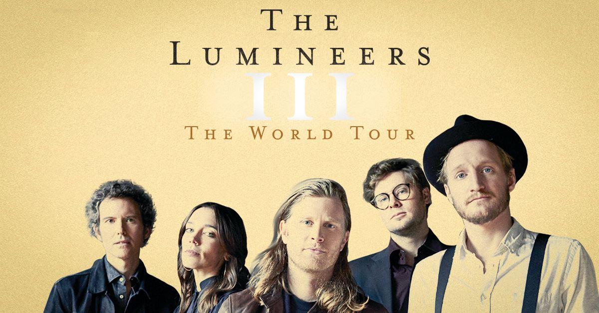 The Lumineers III World Tour
