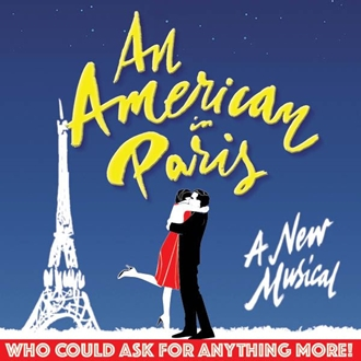 An American in Paris at the Paramount Theatre