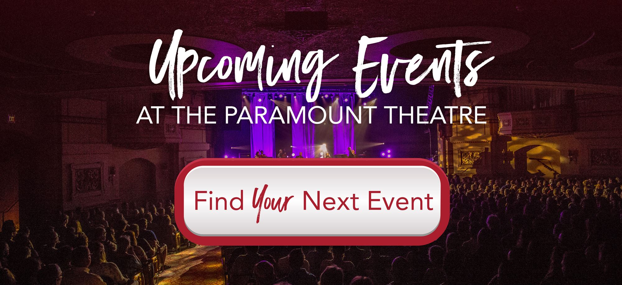 Events at the Paramount Theatre