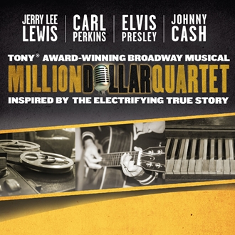 Million Dollar Quartet at the Paramount Theatre Cedar Rapids