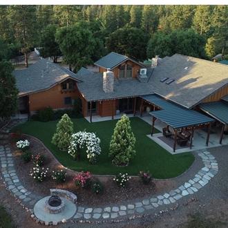 Luxury Farm Stay on 60 Acres – Dog-Friendly, Views, Pond, Hot Tub & More!