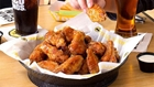 Wings at Buffalo Wild Wing in Buena Park