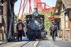 Ghost Town Comes Alive at Knott's