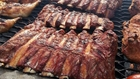 Ribs at Santa Maria BBQ in Buena Park