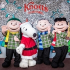 Peanuts characters at Knott's Berry Farm in Buena Park