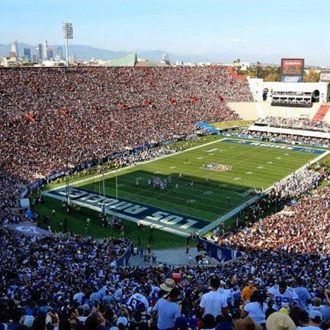 Stadium at Los Angeles Rams