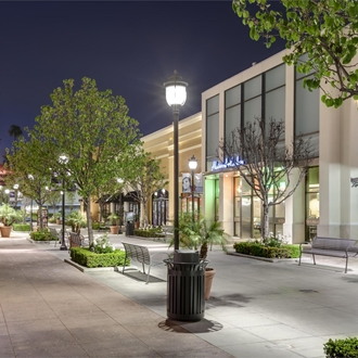 Buena Park Downtown Mall Building