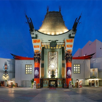 Exterior at TCL Chinese Theatre