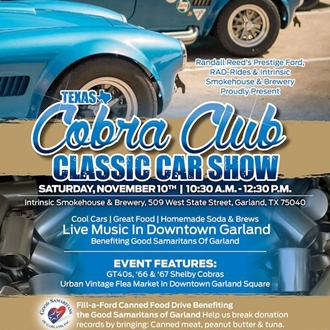 Classic Car Show 2018 at Intrinsic Smokehouse & Brewery
