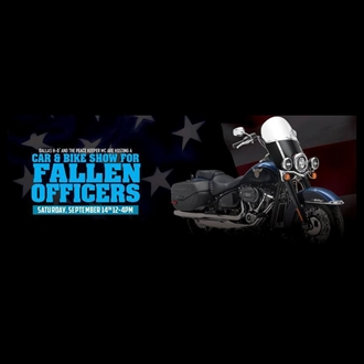 Dallas Harley Davidson >> Car Bike Show Benefit For Fallen Officers Hosted By Dallas