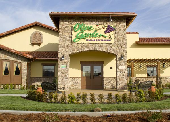 olive garden experience