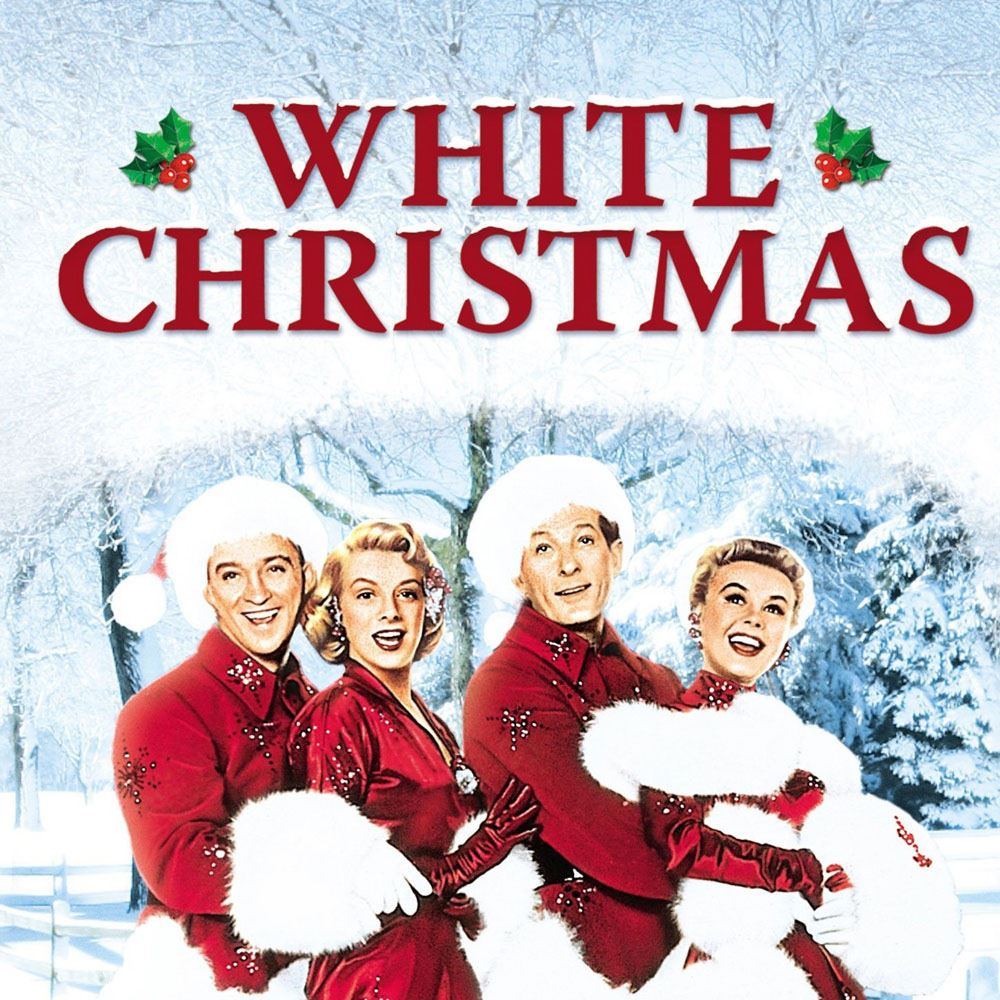 free movie white christmas at the plaza