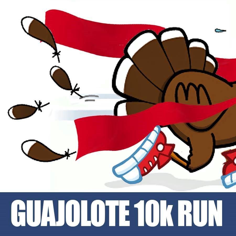 39th Annual Guajolote 10K Race & 1 Mile Walk