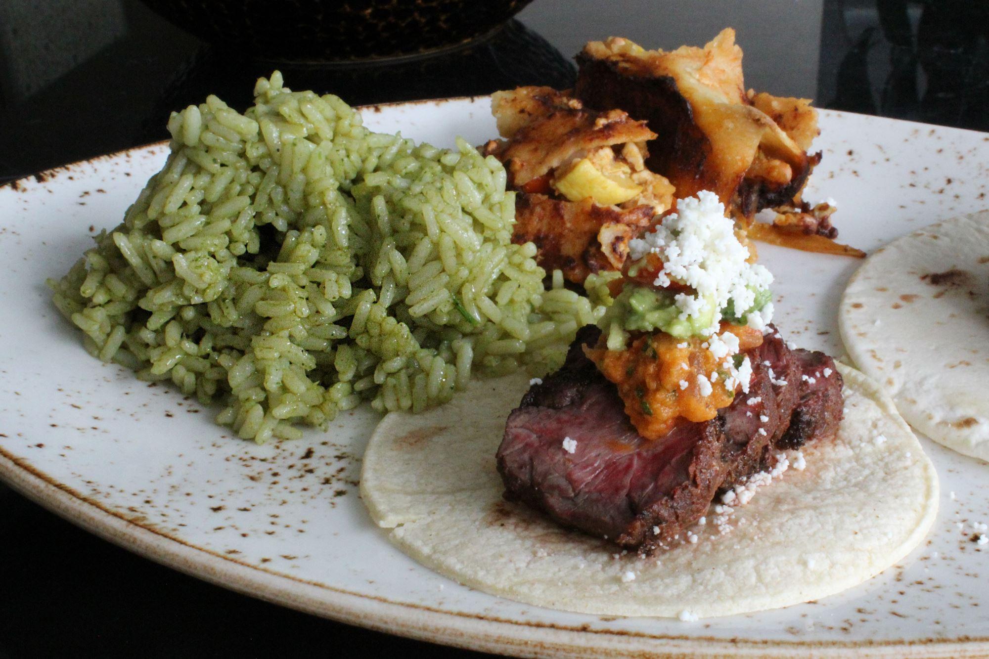 Hangar Steak Tacos