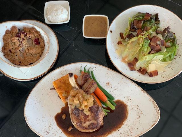 Pork Chop Meal Kit
