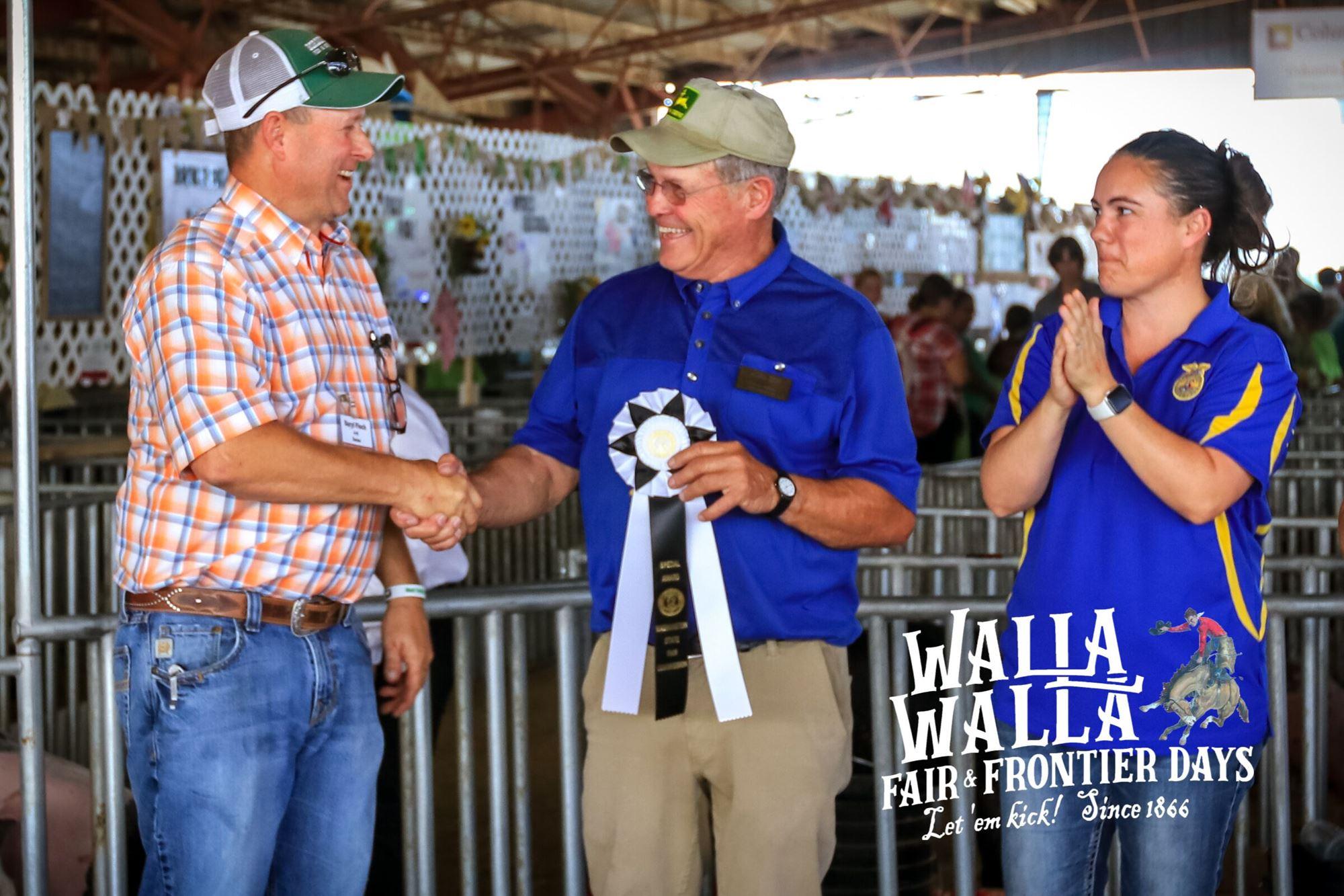 2021 Walla Walla Fair and Frontier Days