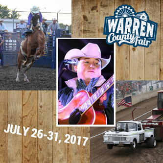 2018 Grandstand Events Announced for the Warren County Fair