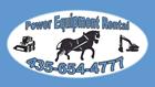 Power Equipment Rental