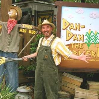 Dan Dan the Farmer Man Comedy Rainmaker Show