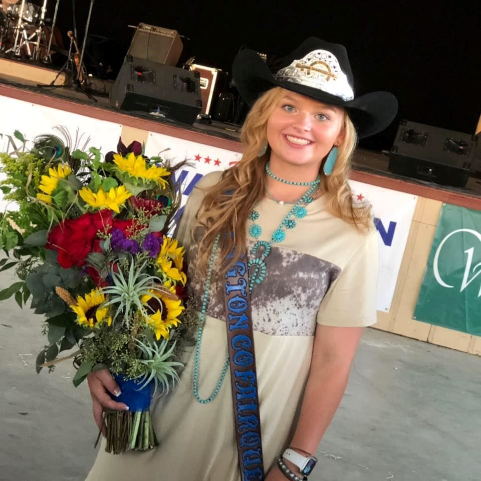 Neeleigh Wellmann - 2019-2020 Wash. Co. Fair Queen