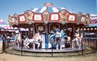 The Americana Carousel (3-Ticket Ride)