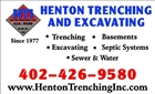 Henton Trenching
