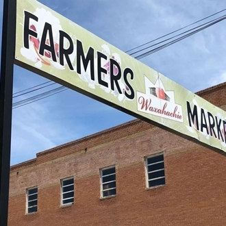 Where the Locals Grow - Waxahachie Downtown Farmers Market