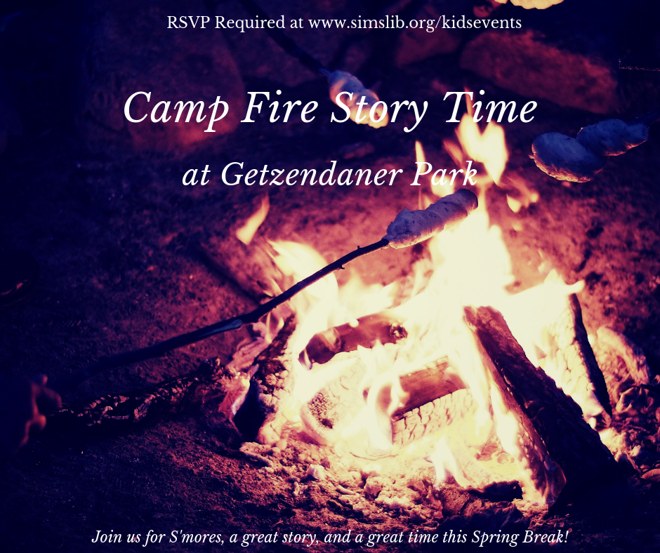 Campfire Story Time & S'Mores