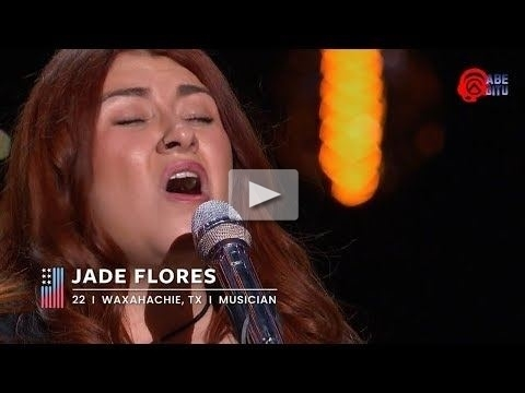 Jade Flores with the Red Oak Opry Band perform at 10:50 am-11:35 am & 2 pm-2:50 pm