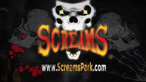 Screams Halloween Theme Park Promo