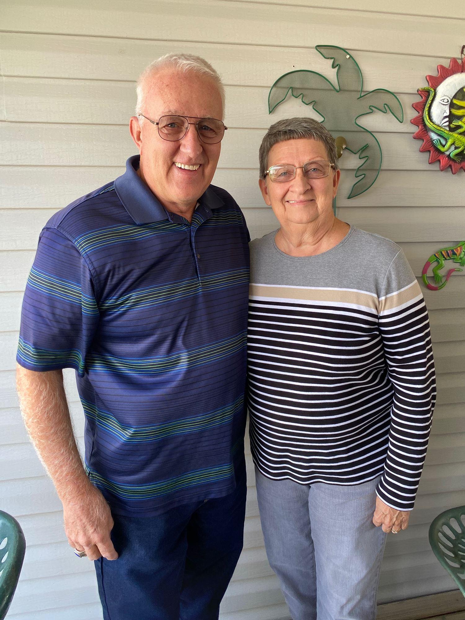 Ed & Cathy Hurley