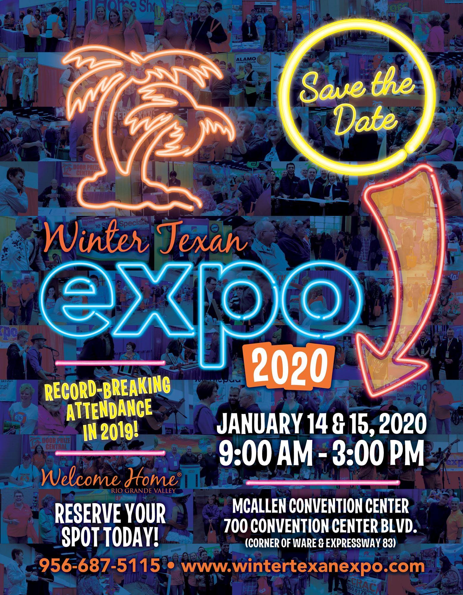 Winter Texan Expo