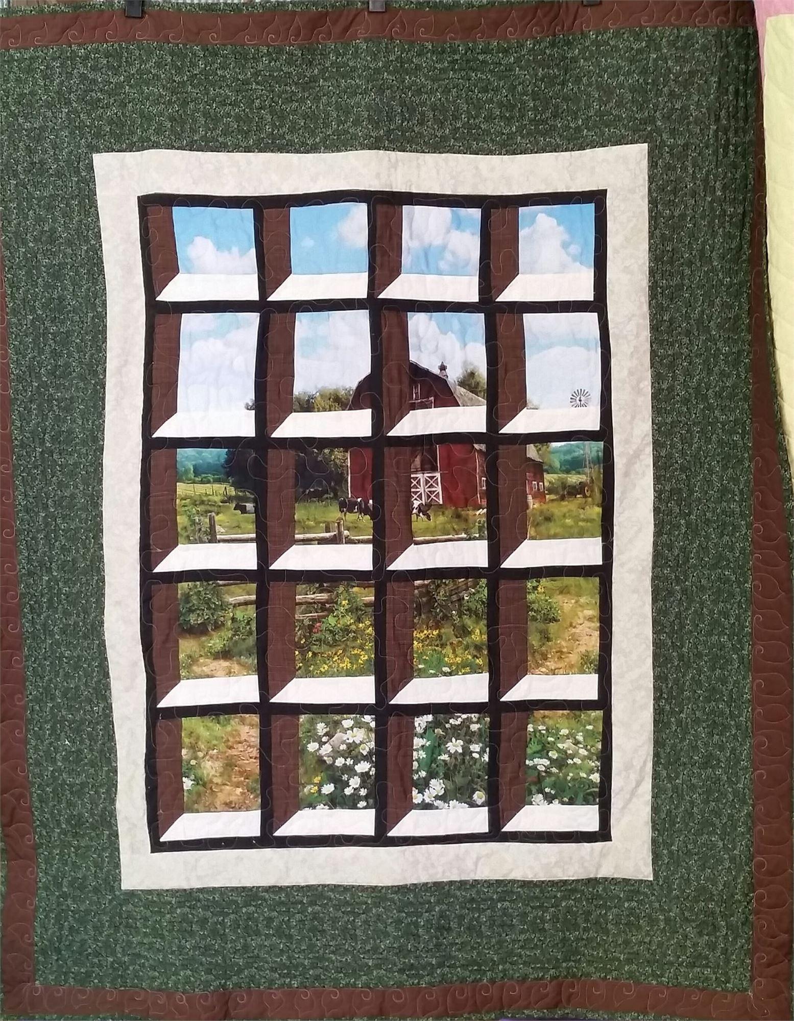 Attic Window Class