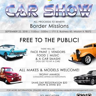 Mission Bell & Tradewinds RV Resorts Car Show