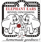 Elephant Ears Hinton concessions
