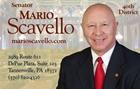 PA State Senator Mario M. Scavello