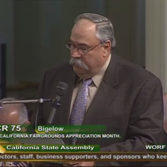 Assemblymember Bigelow Introduces ACR 75