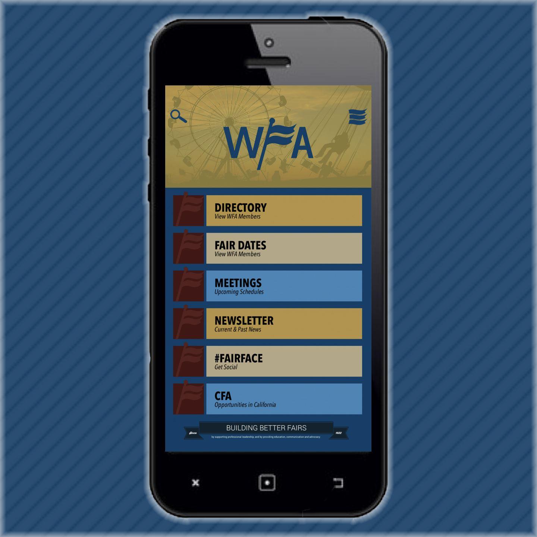 Download the WFA App