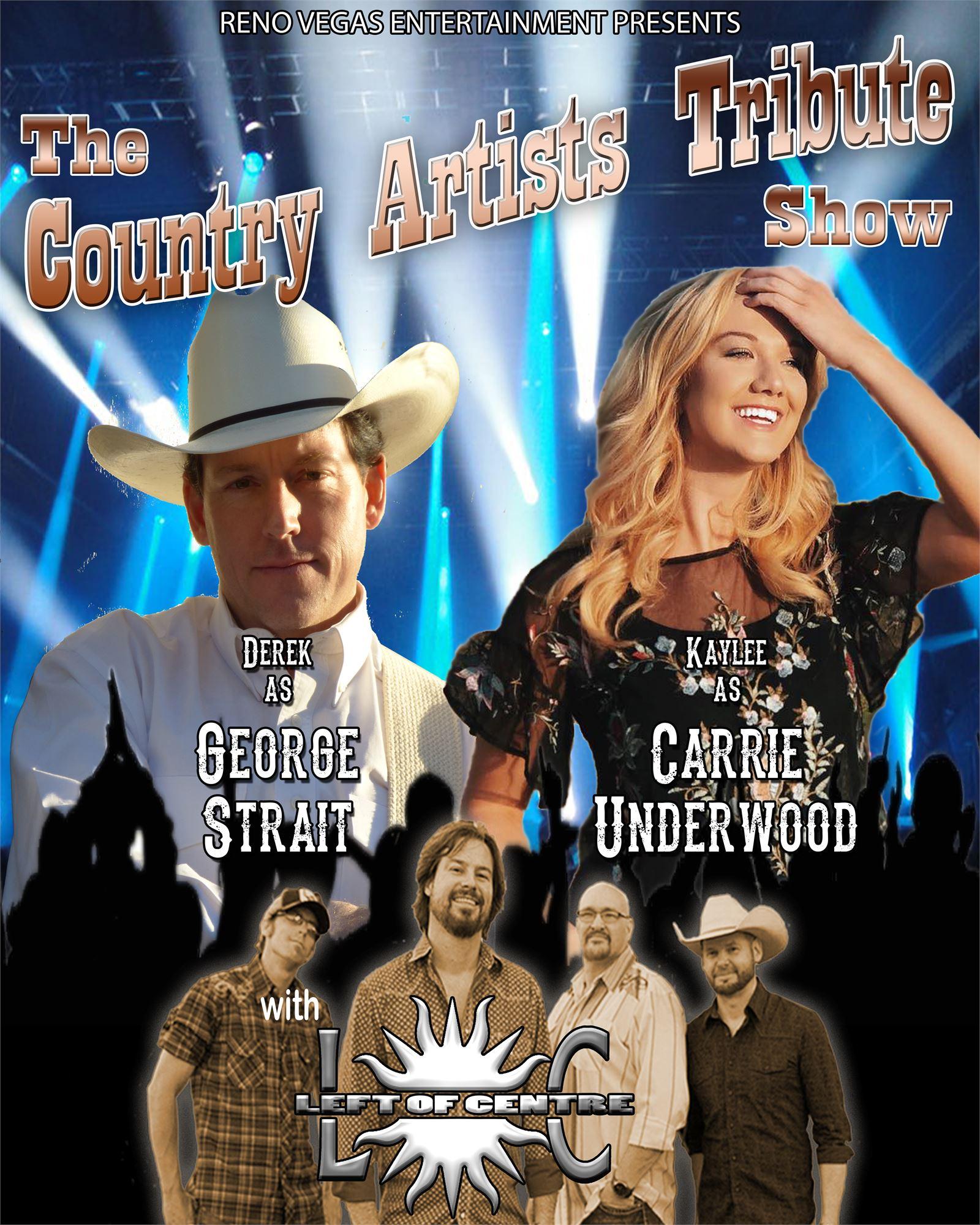 George Strait & Carrie Underwood Tribute