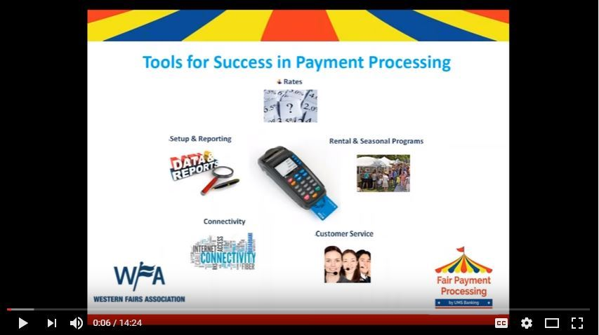 Payment Processing - Evaluating a Payment Processor