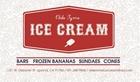 Olde Tyme Ice Cream