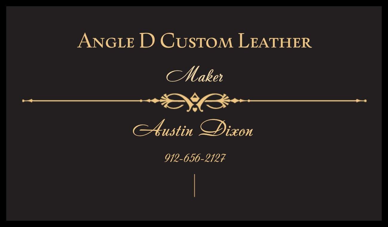 Angle D Custom Leather