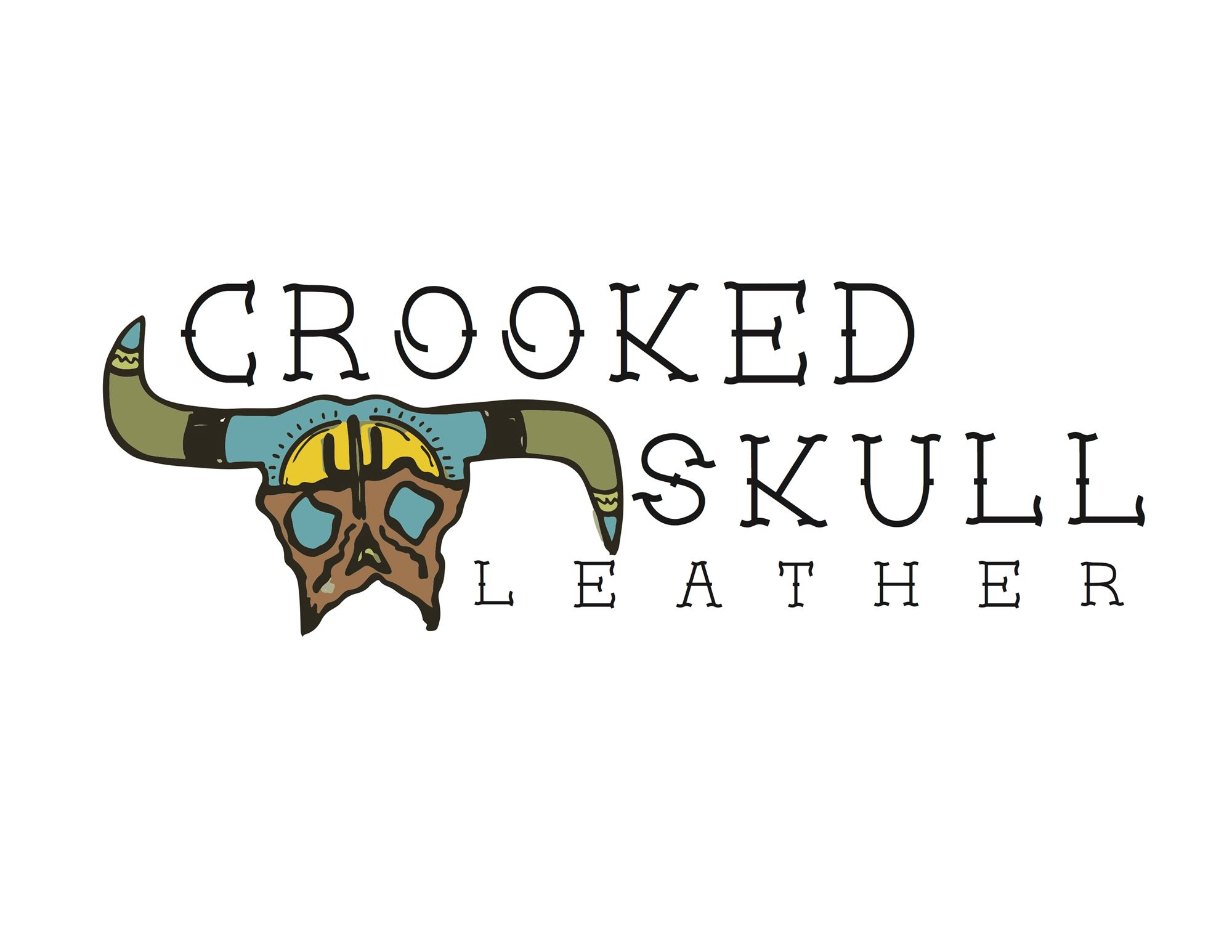 Crooked Skull Leather