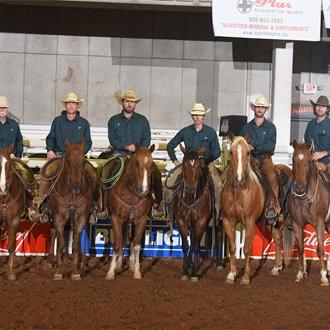 Western Heritage Classic Ranch Teams
