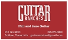 Guitar Ranches
