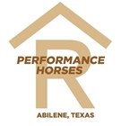 Rafter R Performance Horses
