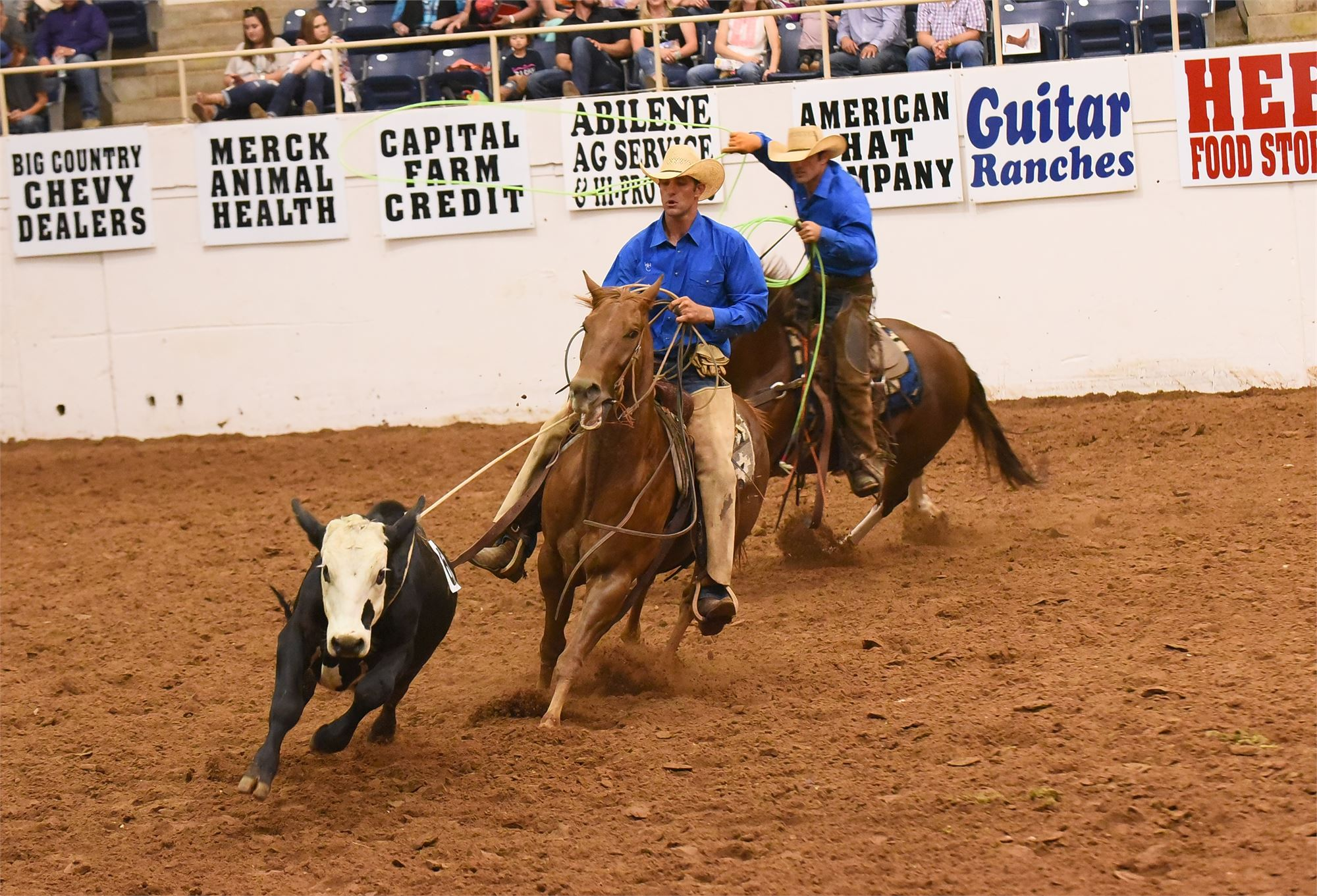 Ranch Rodeo Events