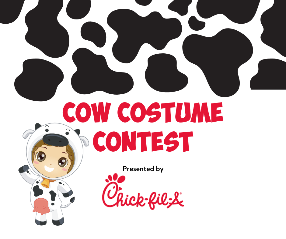 Cow costume contest link