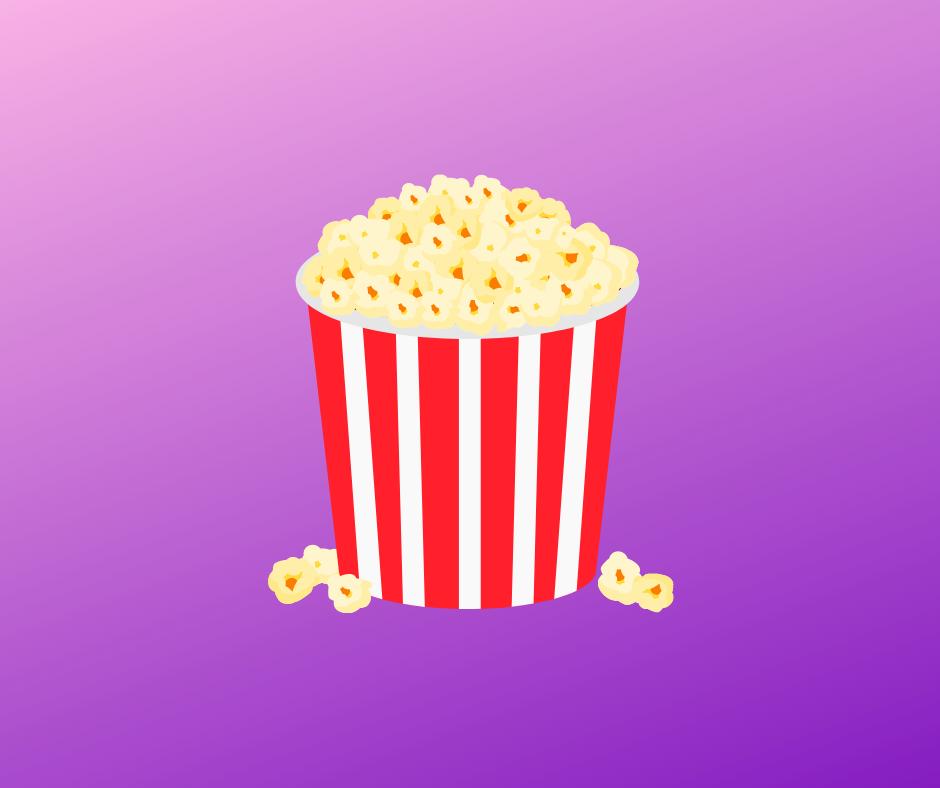 Bucket of popcorn link to food vendor spotlight